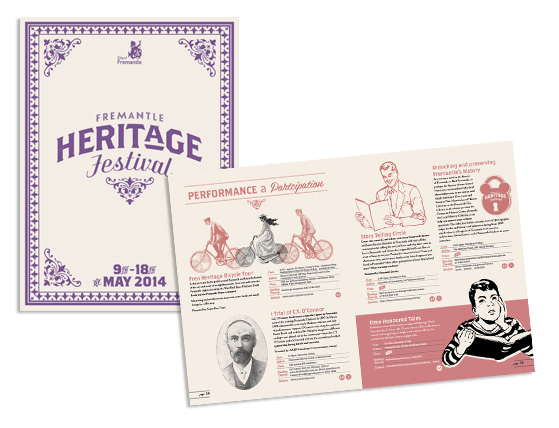 City of Fremantle - Heritage Festival 2014 Program